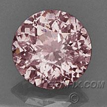 mahenge garnet pink round