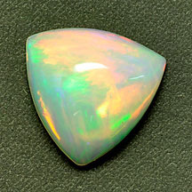 triangle opal wollo