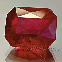burma rectangle ec red ruby