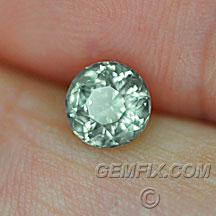 Montana Sapphire green untreated