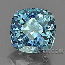 cushion denim blue Montana sapphire