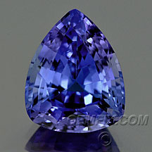 tanZanite dark triangle shield