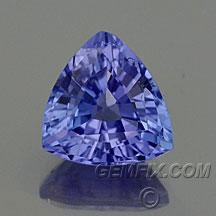 trillant tanzanite