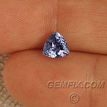 Tryllion tanzanite