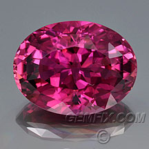 Rubellite And Pink Tourmalines American Cut Gemstones