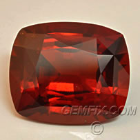Garnet Hessonite