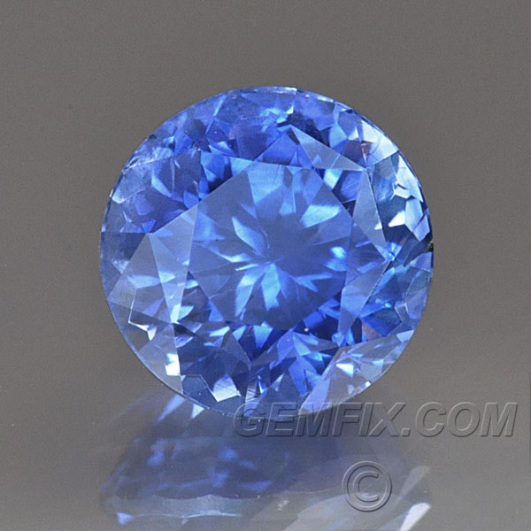 unheated oval natural sapphire genuine details for profile cornflower loose untreated blue