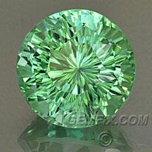 Tourmaline Green Blue