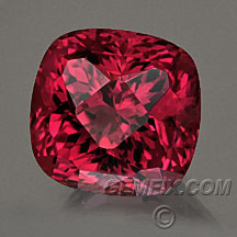 Tourmaline Red & Pink