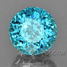 Zircon Blue